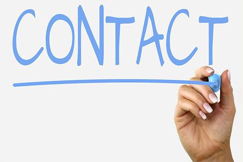 Neem vrijblijvend contact met ons op.